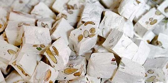 قیمت گز بادام
