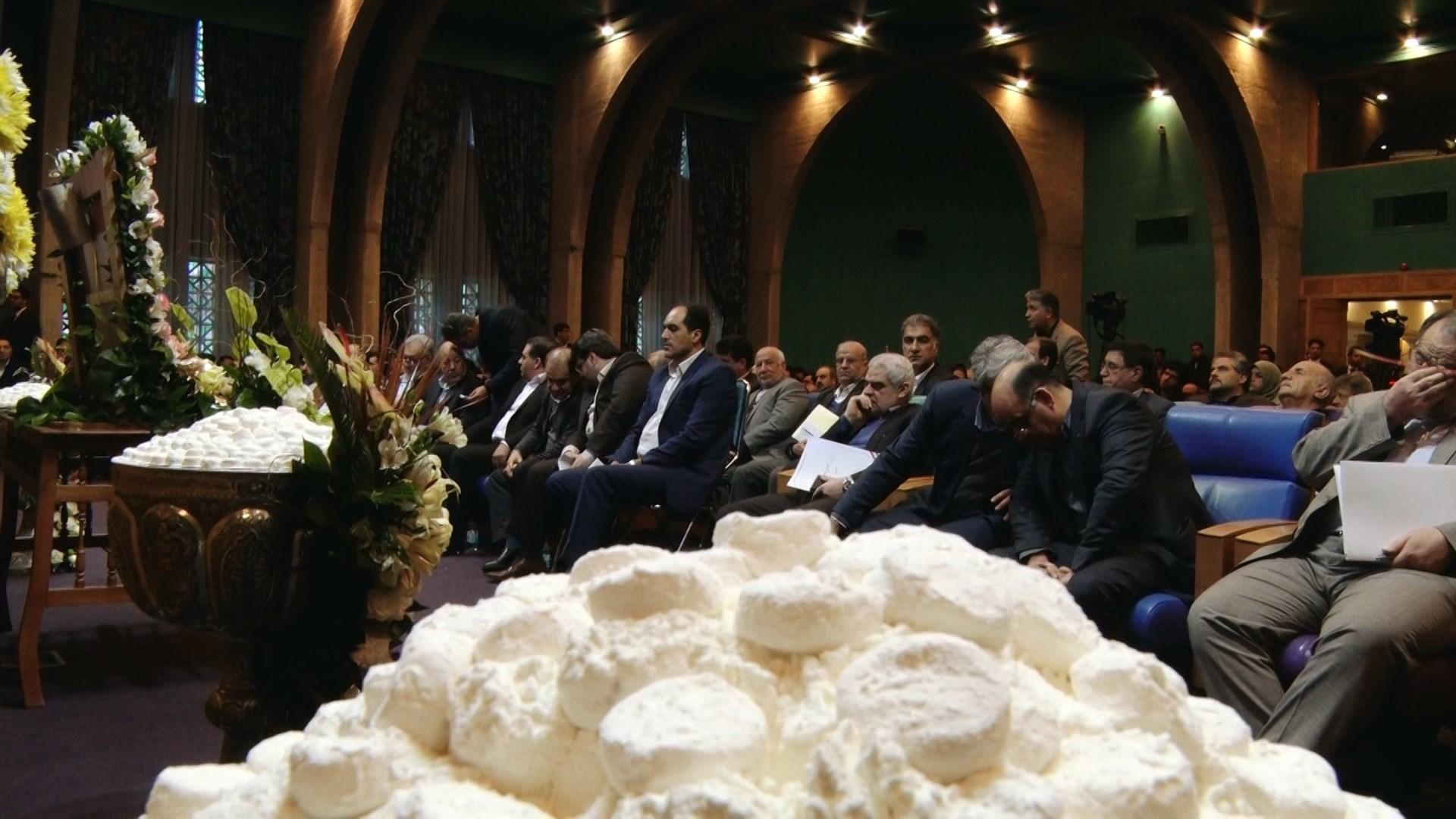 صادرات گز اصفهان به ترکیه